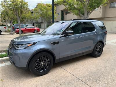 2018 Land Rover Discovery lease in Manhattan Beach,CA - Swapalease.com