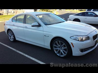 2013 BMW 5 Series lease in Tinton Falls,NJ - Swapalease.com
