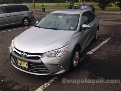 2015 Toyota Camry lease in Bayonne,NJ - Swapalease.com