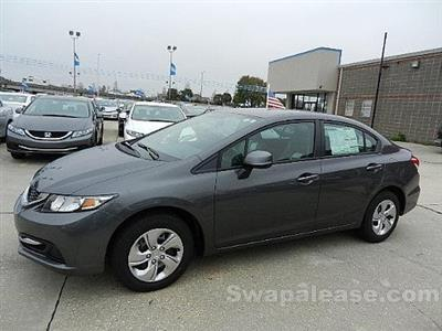 2014 Honda Civic lease in Pickerington,OH - Swapalease.com