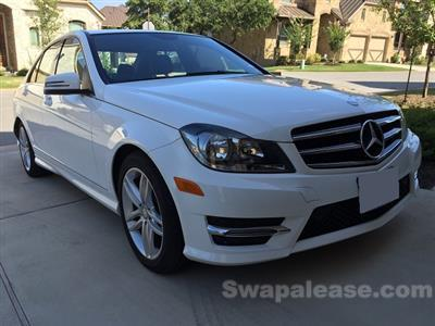 2014 Mercedes-Benz C-Class lease in Evanston,IL - Swapalease.com