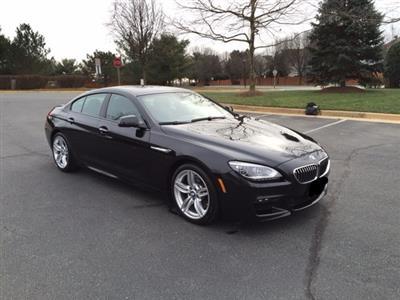 2015 BMW 6 Series lease in Reston,VA - Swapalease.com