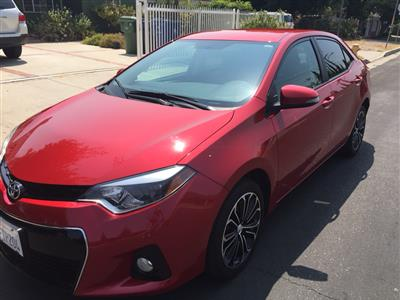 2014 Toyota Corolla lease in North Hollywood,CA - Swapalease.com