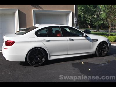 2015 BMW M5 lease in Middletown,NJ - Swapalease.com