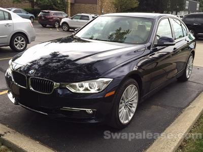 2014 BMW 3 Series lease in columbia station,OH - Swapalease.com