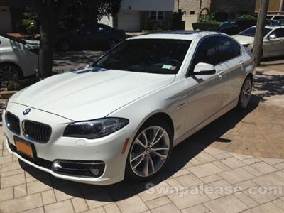 2014 BMW 5 Series lease in Howard Beach,NY - Swapalease.com