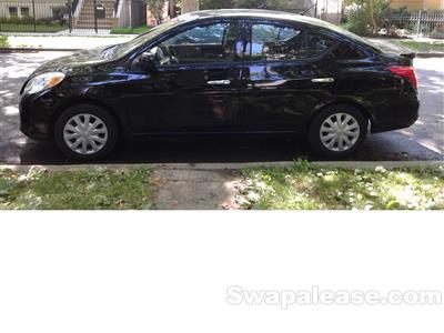 2014 Nissan Versa lease in Chicago,IL - Swapalease.com