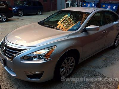 2015 Nissan Altima lease in Chicago,IL - Swapalease.com