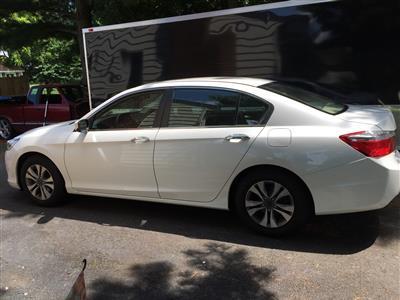 2014 Honda Accord lease in Fredericksburg,VA - Swapalease.com