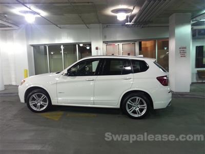 2014 BMW X3 lease in Jersey City,NJ - Swapalease.com