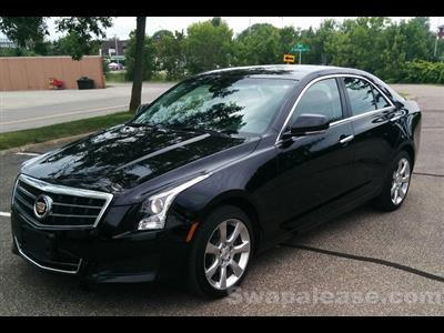 2014 Cadillac ATS lease in St. Paul,MN - Swapalease.com