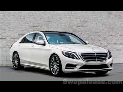 2015 Mercedes-Benz S-Class lease in West Greenwich,RI - Swapalease.com