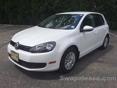 2014 Volkswagen Golf lease in Wayne,NJ - Swapalease.com