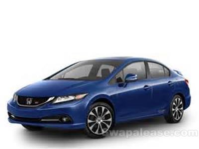 2014 Honda Civic lease in Los Angeles,CA - Swapalease.com