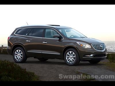 2014 Buick Enclave lease in Oakland,CA - Swapalease.com