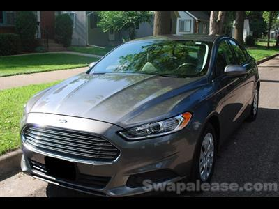 2013 Ford Fusion lease in Saint Paul,MN - Swapalease.com