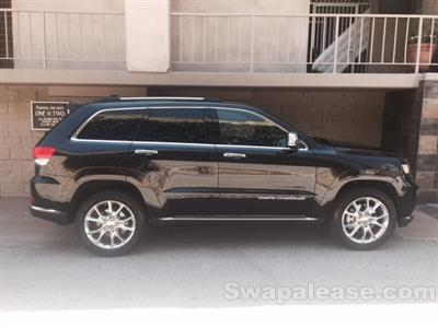 2014 Jeep Grand Cherokee lease in Marina Del Rey,CA - Swapalease.com