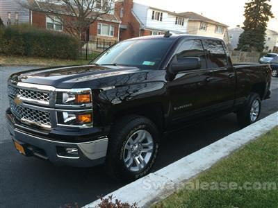 2015 Chevrolet Silverado 1500 lease in westchester,NY - Swapalease.com