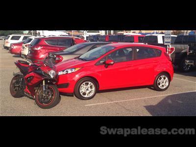 2014 Ford Fiesta lease in DeLand,FL - Swapalease.com