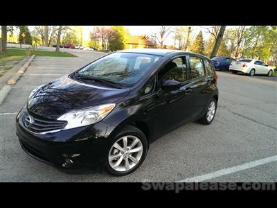 2015 Nissan Versa Note lease in Noblesville,IN - Swapalease.com