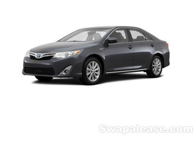 2014 Toyota Camry Hybrid lease in Northwood,OH - Swapalease.com