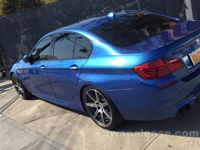 2014 BMW M5 lease in Brooklyn,NY - Swapalease.com