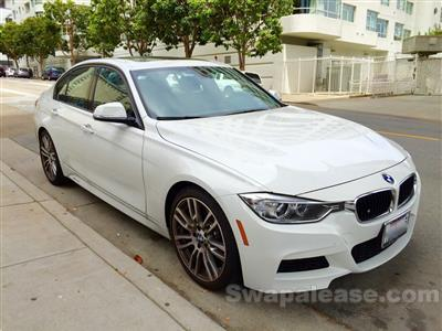 2013 BMW 3 Series lease in san francisco,CA - Swapalease.com