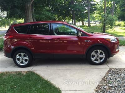2014 Ford Escape lease in oak harbor,OH - Swapalease.com