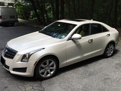 2014 Cadillac ATS lease in Kinnelon,NJ - Swapalease.com