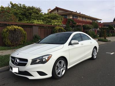 2015 Mercedes-Benz CLA-Class lease in Alameda,CA - Swapalease.com