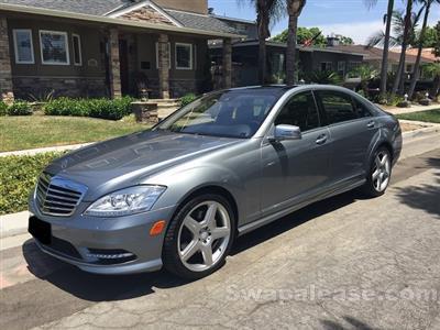 2013 Mercedes-Benz S-Class lease in Long Beach,CA - Swapalease.com