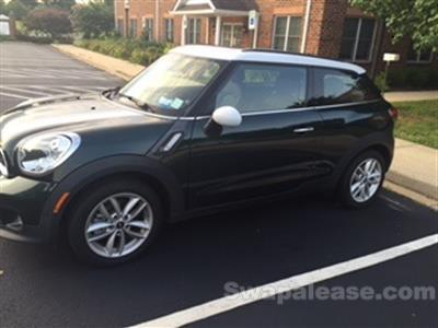 2015 MINI Cooper Paceman lease in Arlington,VA - Swapalease.com