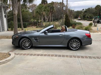 2019 Mercedes-Benz SL Roadster lease in Isle Of Palms,SC - Swapalease.com