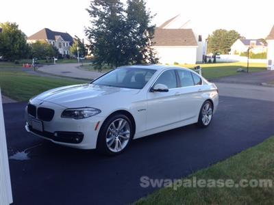 2014 BMW 5 Series lease in Watertown,MA - Swapalease.com