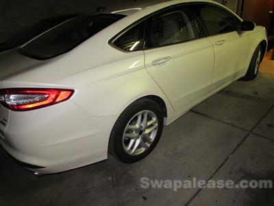 2014 Ford Fusion lease in chicago,IL - Swapalease.com