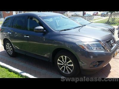 2014 Nissan Pathfinder lease in Staten Island,NY - Swapalease.com