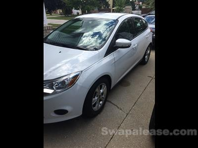 2014 Ford Focus lease in Northwood,OH - Swapalease.com