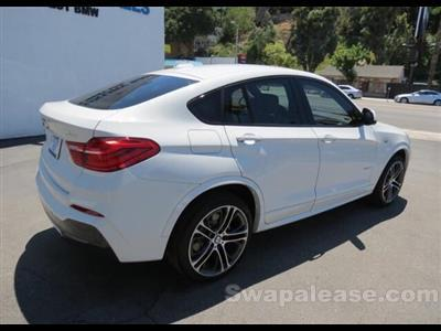 2015 BMW X4 lease in VANN NUYS,CA - Swapalease.com