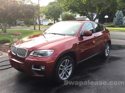 2014 BMW X6 lease in Wayne,NJ - Swapalease.com