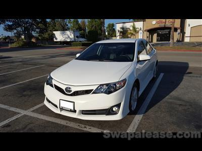 2014 Toyota Camry lease in Norwalk,CA - Swapalease.com
