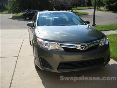 2013 Toyota Camry lease in East Lansing,MI - Swapalease.com