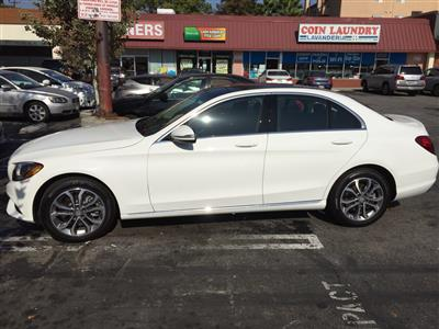 2015 Mercedes-Benz C-Class lease in north hollywood,CA - Swapalease.com