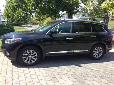 2014 Infiniti QX60 lease in Brooklyn,NY - Swapalease.com