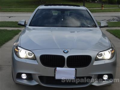 2014 BMW 5 Series lease in maumee,OH - Swapalease.com