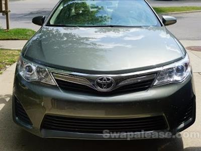 2014 Toyota Camry lease in Ann Harbor,MI - Swapalease.com