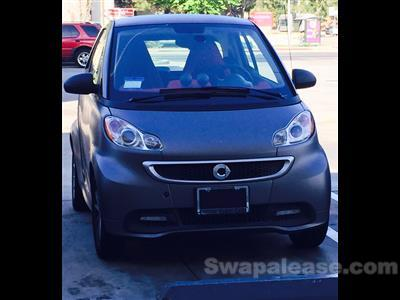 2015 smart fortwo lease in Woodland HIlls,CA - Swapalease.com