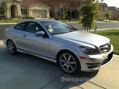 2014 Mercedes-Benz C-Class lease in El Dorado Hills,CA - Swapalease.com
