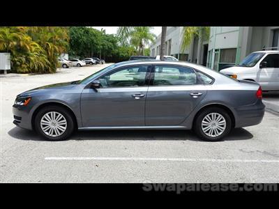 2014 Volkswagen Passat lease in Miami,FL - Swapalease.com