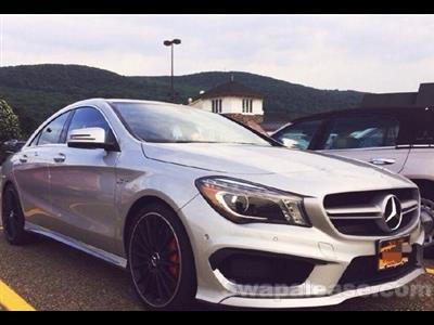 2014 Mercedes-Benz CLA-Class lease in Long Island City,NY - Swapalease.com
