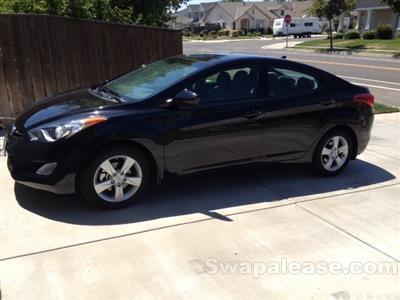 2013 Hyundai Elantra lease in Riverbank,CA - Swapalease.com